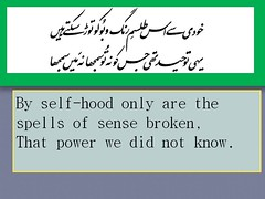 iqbal poetry 2 (shafique rehman shakir) Tags: poetry urdu iqbal allama