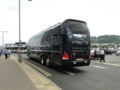 Wolverhampton Wanderers F.C. Team Coach (5asideHero) Tags: wanderers fc starliner wolverhampton 152 jup neoplan ellisons
