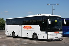 Grayway YJ58 FHV (johnmorris13) Tags: coach vanhool alizee vdl grayway sb4000 yj58fhv