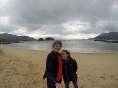 Photo de 14h - Plage de Ilha Grande (Brésil) - 04.09.2014