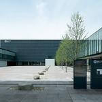 村山市総合文化複合施設の写真
