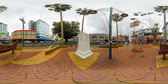Handheld GoPro panorama of Ivi Triangle, Suva - virtual reality version in description (Nick Hobgood) Tags: panorama 21 360 virtual virtualreality reality vr augmentedreality equirectangular nickhobgood roundme flickrvr