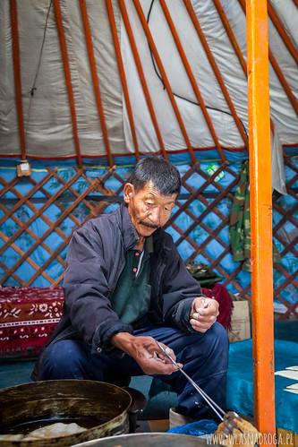 Przygotowywanie hushuru