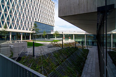 _DSC7753 (durr-architect) Tags: architecture modern facade campus concrete university antwerp architects polo antwerpen spoor noord hogeschool plantijn artesis