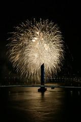 Feu d'artifice Symposium de Bordeaux 2015 (Kusanar_NX) Tags: bordeaux samsung firework feu dartifice symposium nx500