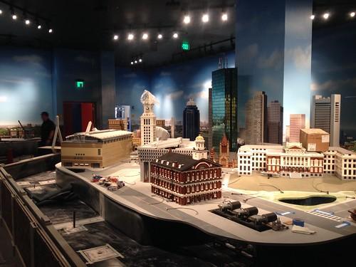 Boston LEGOLand - 1