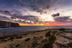 IMG_0493-HDR (swllero) Tags: autumn light sea summer sky sun canon boat seaside mediterranean waves ship mt malta gozo sanlawrenz eos6d