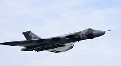Bye old girl... (Jez B) Tags: b tour south flight southern final farewell b2 mk2 vulcan farnborough avro