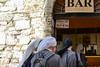 Take a break (ale.turconi) Tags: bar nikon break religion nun nuns pausa suore sorelle cristianesimo sacroeprofano d3100