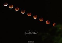 '..Super Blood Moon..' - Montage