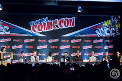 Stark Sands, Meagan Good, Wilmer Valderrama, Nick Zano, Laura Regan, Daniel London, and Li Jun Li