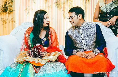 Mayank & Pranjali Engagement