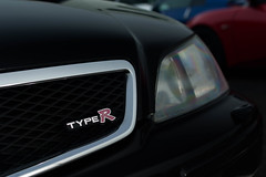 Honda Accord Type R (duffage2) Tags: autumn honda accord lights scotland nikon october headlights grill badge typer 2015 detailshot 35mm18 d7100 accordtyper breakfastmeet october2015 tartantarmac