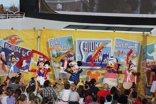 """Disney Fantasy Sail Away Party • <a style=""""font-size:0.8em;"""" href=""""http://www.flickr.com/photos/28558260@N04/22381858317/"""" target=""""_blank"""">View on Flickr</a>"""