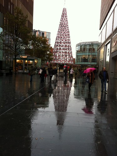 Liverpool 1's Valentine Tree (and I thought Christmas came first).