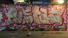Graffiti Overschie (oerendhard1) Tags: urban streetart art graffiti rotterdam toilet overschie chrome ons pts putas poetas toylet tunneltje eviks