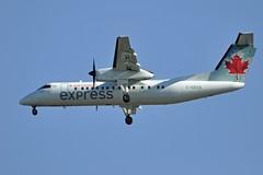 C-GSTA  YVR (airlines470) Tags: canada airport air jazz 8 dash express msn yvr 301 182 dhc8 cgsta