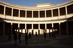Palacio Renacentista en la Alhambra (lamimesis) Tags: granada alambra generalice