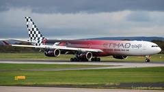 Etihad Airways (Formula 1 Abu Dhabi Grand Prix) Airbus A340-642 A6-EHJ (StephenG88) Tags: man formulaone airbus boeing formula1 etihadairways a340 manchesterairport 2015 ey egcc a340600 a346 etihad etd 23l 23r abudhabigrandprix 101115 a6ehj 10thnovember2015