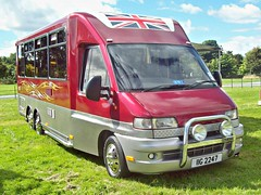62 Fiat Ducato Motor Home (2001) - Any help with Motorhome ID Appreciated (robertknight16) Tags: italy fiat rv camper motorhome shugborough 2000s ducato 6wheel iig2247