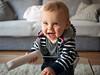 Remote control FREE (Dahrth) Tags: baby hoodie raw bokeh remotecontrol bébé gf1 télécommande sweatàcapuche micro43 microfourthirds lumixgf1 lumix20mm gf120 microquatretiers