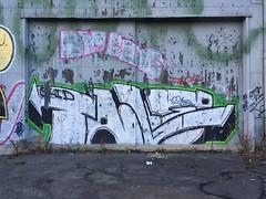 IMG_5476 (Hypurban) Tags: nyc newyork abandoned brooklyn graffiti head warehouse wax smells abandonedwarehouse brooklyngraffiti waxhead graffitiyard cash4
