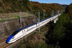 北陸新幹線 E7系 HOKURIKU SHINKANSEN (piero-kun) Tags: japan train jr e7 shinkansen hokuriku 北陸新幹線 e7系