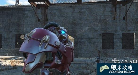 異塵餘生4 X-01裝甲鋼鐵俠塗裝MOD