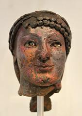 Head of a Boy (f_snarfel) Tags: bronze museumsinsel kythera altesmuseumberlin kithira cythera antikensammlungberlin staatlichemuseenberlin headofaboy kopfeinesknaben