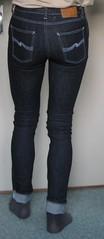 NUDIE (kalderco) Tags: ass butt super jeans tight nudie zara jayjay wrangler
