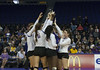 11-13-16 LSU vs. Mississippi State VBall (rmccar8) Tags: volleyball lsu serve spike