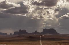 after Sandstorm (zora_schaf) Tags: panorama landschaft landscape zoraschaf licht light sandstorm highway unitedstates usa arizona monumentvalley aftersandstorm