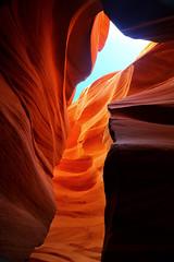 Antelope Canyon, Arizona (tohood87) Tags: antelopecanyon canyons arizona usa unitedstates landscapes carvedlandscapes desertcanyons slotcanyon