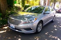 USA 2016  Portland OR  Rental car (Michiel2005) Tags: hyundai sonata car auto rental portland oregon or usa unitedstatesofamerica unitedstates verenigdestatenvanamerika verenigdestaten america amerika