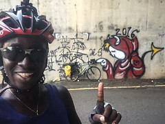 Taichung City, Taiwan (Quench Your Eyes) Tags: art artist asia biketour graffiti streetart taichungcity taiwan travel wallart