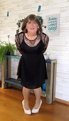 Lace (Trixy Deans) Tags: crossdresser cd cute crossdressing crossdress classy classic tgirl tv transvestite transsexual tranny trixydeans tgirls transvesite xdresser sexy sexytransvestite sexyheels sexylegs sexyblonde hot shemale shortskirt shortdress