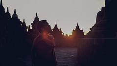 borobudur Yogyakarta Indonesia Sunrise (15 of 35) (Rodel Flordeliz) Tags: borobudur buddhistmonument worldsevenwonders indonesia sunrise rates price yogyakarta vilalge borobudurtemple unesco heritage indonesiaculture hotel islandofjava syailendradynasty