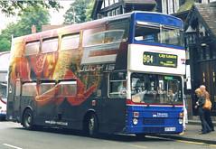 2976 (PB) E976 VUK (WMT2944) Tags: 2976 e976 vuk mcw metrobus mk2a west midlands travel