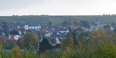 Blick auf Groß-Winternheim