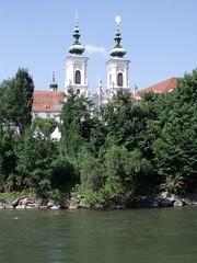 Mariahilferkirche, Graz, Austria (Norbert Bnhidi) Tags: austria graz church sterreich autriche ustria oostenrijk  ausztria styria steiermark estiria styrie stiria estria stiermarken  stjerorszg
