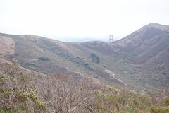 Mountains, Bridge, Fog (mlcastle) Tags: california sanfrancisco sf sausalito marin