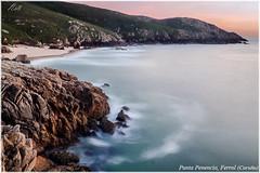 Penencia-03 (Neli Martin) Tags: puntapenencia ferrol corua atardecer horaazul playa galicia