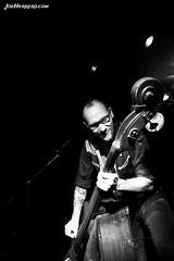Carlos Lpez (Lucky Dados) (Joe Herrero) Tags: lucky dados rock roll rockabilly psichobilly musica directo live show concierto concert joe herrero wwwjoeherrerocom contrabajo carlos lopez