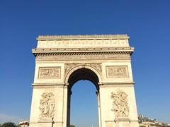 P20161005_101415646_BD264C98-1C8A-416C-A3AC-FC0F2A552084 (ji0405hye) Tags: france arc paris arcdetriomphe triomphe vacances ilfaitbeau beau arts