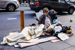Sign Reads: Married, Pregnant, Homeless (ViewFromTheStreet) Tags: 7thavenue allrightsreserved bigapple blick blickcalle blickcallevfts calle candid copyright2016 manhattan nyc newyork newyorkcity photography stphotographia streetphotography viewfromthestreet amazing blanket classic female gear guy homeless homelesscouple homelessperson introuble lonely male man married onthestreet pillow pregnant sad sign sleep sleeping street streetliving teddybear vftsviewfromthestreet woman blickcallevfts copyright2016blickcalle