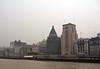 Bund vom Huangpu-Fluss (loitz79) Tags: geo:lat=3124244700 geo:lon=12148742500 geotagged china chn hongkou shanghai shanghaishi smog ä¸æμ· ä¸å½ å¤æ»© çé¾ é»æμ¦æ±