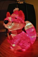 Felicidad Fox (OrlandParkBirdieGirl) Tags: night photography glowing cheerful electrifying christmas decoration felicidad fox sigma dc fisheye hsm 10mm 128 canon t4i the flickr lounge onecamera lens andweek theme