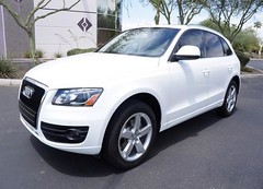 Audi - Q5 - 2010  (saudi-top-cars) Tags: