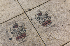 6I6B6160 (alexdotbarber) Tags: canon50mmf12l canon5dmkiii df mexico mexicocity calavera skull streetart