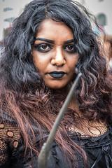 I55A1466-Redigera (michael.nilsson.se) Tags: malmfestivalen malm cosplay carneval sweden street streetphoto portrtt portrait performer performance people glamour costume comic posing masked model